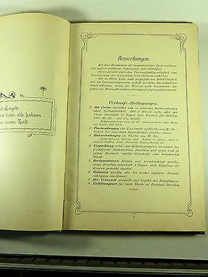 Buch Katalog Sächsische Verbandstoff Fabrik Dresden Radebeul Ploehn Von 1902 4