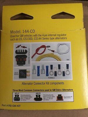 Bussmann (rb-Gm-Kit) Delco Cs Series Alternator Connector Kit For Gm 3
