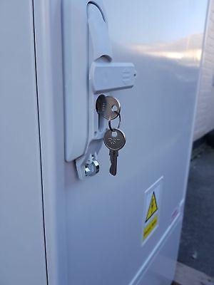 GRP Electric Enclosure, Kiosk, Cabinet, Meter Box, Housing(W1060, H1064, D320)mm 5