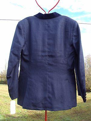 ... Giacca Da Concorso Nuova In Lino 100% + Camicia Manica Lunga Millerighe  Rosa 4 bfe7b6f620a