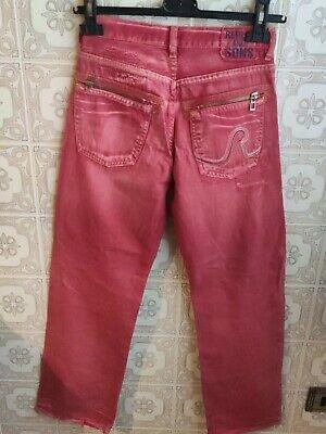 Jeans Replay & Sons Bambino taglia 34 4