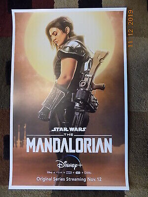 """The Mandalorian ( 11"""" x 17"""" ) Movie Collector's Poster Print - (T5)  B2G1F 2"""