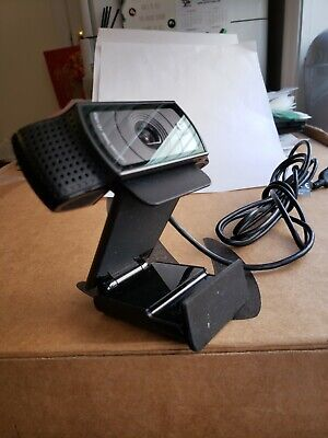 Used  Logitech C920 HD Pro Webcam 7