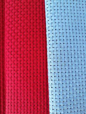 Aida 6 11 14 16 18 Count Cross Stitch Fabric 100% Cotton 4