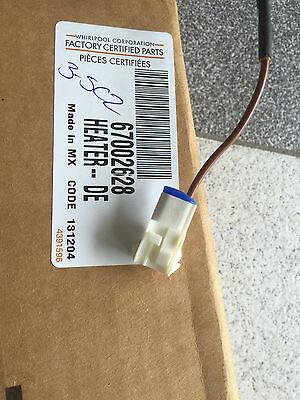 Whirlpool  Maytag Fridge Defrost Heater JS2628HEKB, AC2224PEKB JC2225GEKB 3