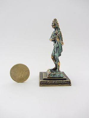Ancient Greek Miniatures Olympian Gods Pantheon Sculpture Statue Zamac Set 3 pcs 3