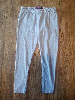 3 Pc Girl's Active Wear Lot Cropped Capri Leggings Spandex Shorts Gray Black - S 4