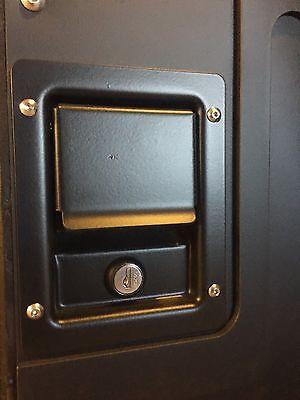 HUMVEE SECURITY KIT - Black Locking Door Handles & Keyed Ignition ...