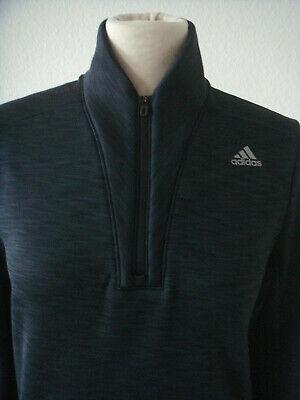 M2637-908978 32 // 34 Gr Cooles Sweatshirt in Hellgrau Anthrazit gestreift