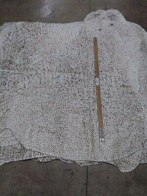Italian Calf Top quality Calf Suede Palomino Soft leather skin 0.8 mm 2 oz