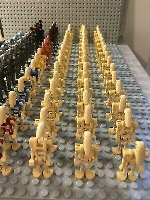 LEGO Star Wars Minifigures Lot - Battle Droids, Astromechs, R2-D2 - You Pick! 4
