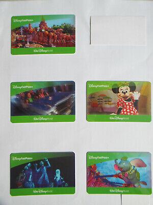 Disneyworld Park Hopper Tickets Lot Of 5. You will save $217.26! 2