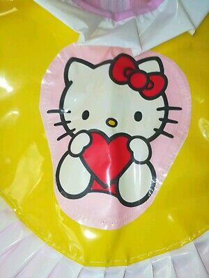 Adult Baby Body Spreizbody Windelbody DIAPER SPREIZHOSE PVC LACK HALLO KITTY XL 5