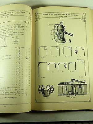 Buch Katalog Sächsische Verbandstoff Fabrik Dresden Radebeul Ploehn Von 1902 9