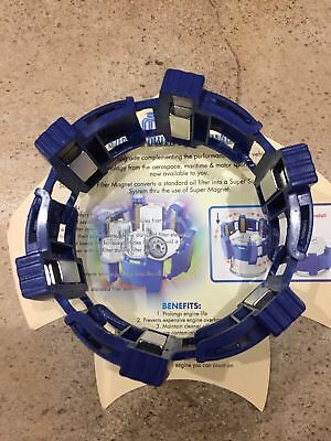 New Magiko Neodymium Reusable Magnetic For Oil Filter SUBARU WRX MITSUBISHI EVO