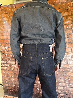 Quartermaster Denim Jeans 30er Jahre Style M-1929 Rockabilly US Army Vintage