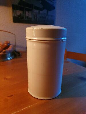 Apotheker Gefäß - Porzellan - Ungt.leniens -ca 17,5 x10cm 2