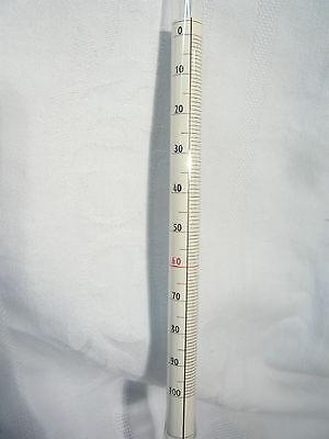 ANTIKES SACCHAROMETER NACH BRIX Tp. 17,5°C