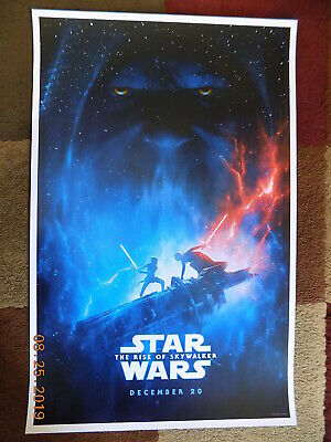 "Star Wars: The Rise of Skywalker (11"" x 17"") Movie Collector's Poster Print 2"