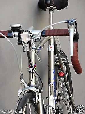 velogical dynamo sport frame stay short 12 20mm round tube road bike rennrad eur 165 59. Black Bedroom Furniture Sets. Home Design Ideas