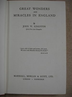 Great Wonders and Miracles in England - John W. Kingston 3