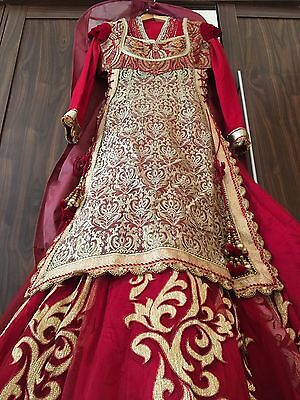 Indian Asian Bridal/Occasion Dress 4