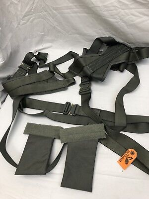 Eagle Industries Extraction Harness Fire Retardant Foliage Airsave 160th PJ SOAR