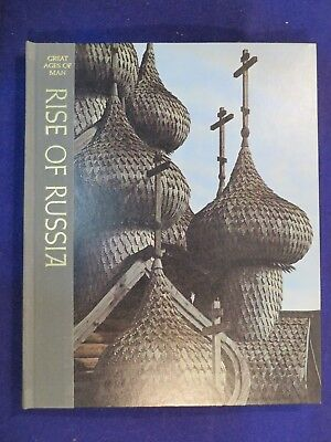 1967 RISE OF RUSSIA; Great Ages Of Man Hardcover Book by TIME LIFE BOOKS 2