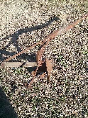 Old Horse Drawn Plow 2