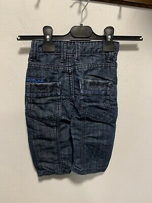 Boys cute combat jeans size 3 Years Adjustable waist excellent condition 6