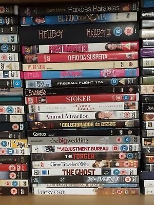 DVDs wholesale Joblot Carboot Collection genres Great titles 120- Random of 20 6