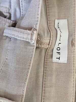 Loft Pants Size 2 6