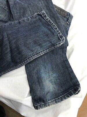 Da Uomo Lee Jeans Brooklyn Straight Leg Regular Fit Stretch In Blu Navy Taglie 30 A 44