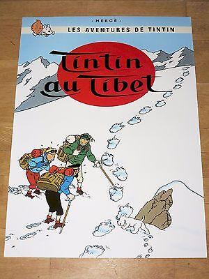 22 Tintin Poster Set - Tintin & Struppi Posters Together New Mint Top Rar 7 • CAD $117.99