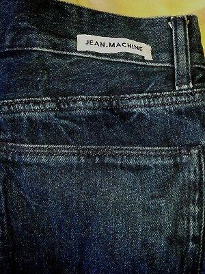 "NEW Boys' BLUE Jeans JEAN.MACHINE ORIGINAL, W 32"" L 32"",13-15 y. Great present! 7"