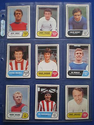 A&BC - Footballers 1969/70 - Bubblegum Cards * Choose The One's You Need * 2