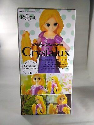 BANPRESTO Disney Characters Crystalux Tangled Rapunzel Figure 5