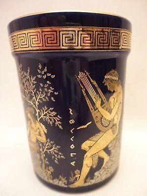Goddess Artemis Aphrodite & Adonis God Apollo Ancient Greek Art Pottery Vase Cup 4