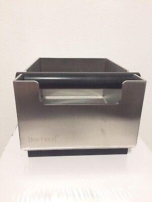 Abschlagbehälter JOE FREX Metall Exclusive Sudbehälter