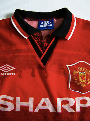 Manchester United Adidas Training Shirt Aon Mens Reared