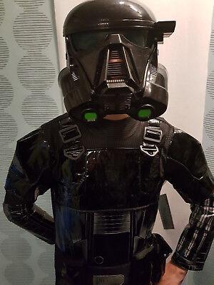 Deluxe  Star Wars - Imperial Deathtrooper - Kostüm aus USA - RAR - NEU! 4