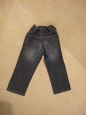 Boy's Jeans by Bluezoo and George Size 3-4 years 2