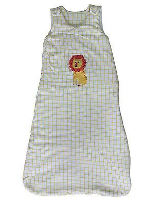 Baby Sleeping Bag Ex M&S Boys Girls 0-36M Cotton Tog 1.0 - 2.1 Random Pick New 8