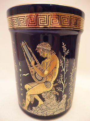 Goddess Artemis Aphrodite & Adonis God Apollo Ancient Greek Art Pottery Vase Cup 5