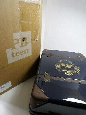 Pottery Barn Harry Potter Hard Sided Ravenclaw Carry-on Spinner Suitcase #4625 11