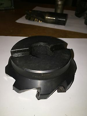 LOC2058B Iscar 54mm Milling Cutter 23mm Arbor RM SR54 102S SPC IC07