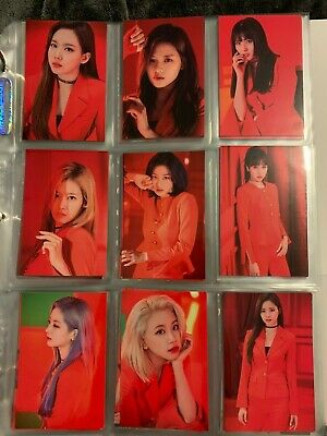 TWICE - TWICELIGHTS World Tour - Official Trading Card - Photocard 7