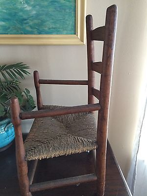 Early Antique Child's Chair 3