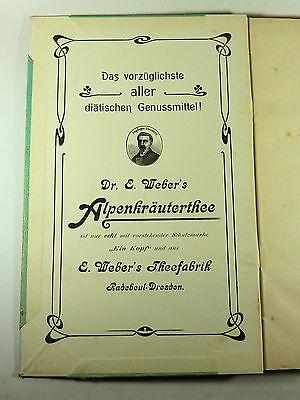 Buch Katalog Sächsische Verbandstoff Fabrik Dresden Radebeul Ploehn Von 1902 2