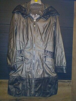 ef894389112de1 MANTEAU IMPERMEABLE TRENCH breal femme 38 neuf